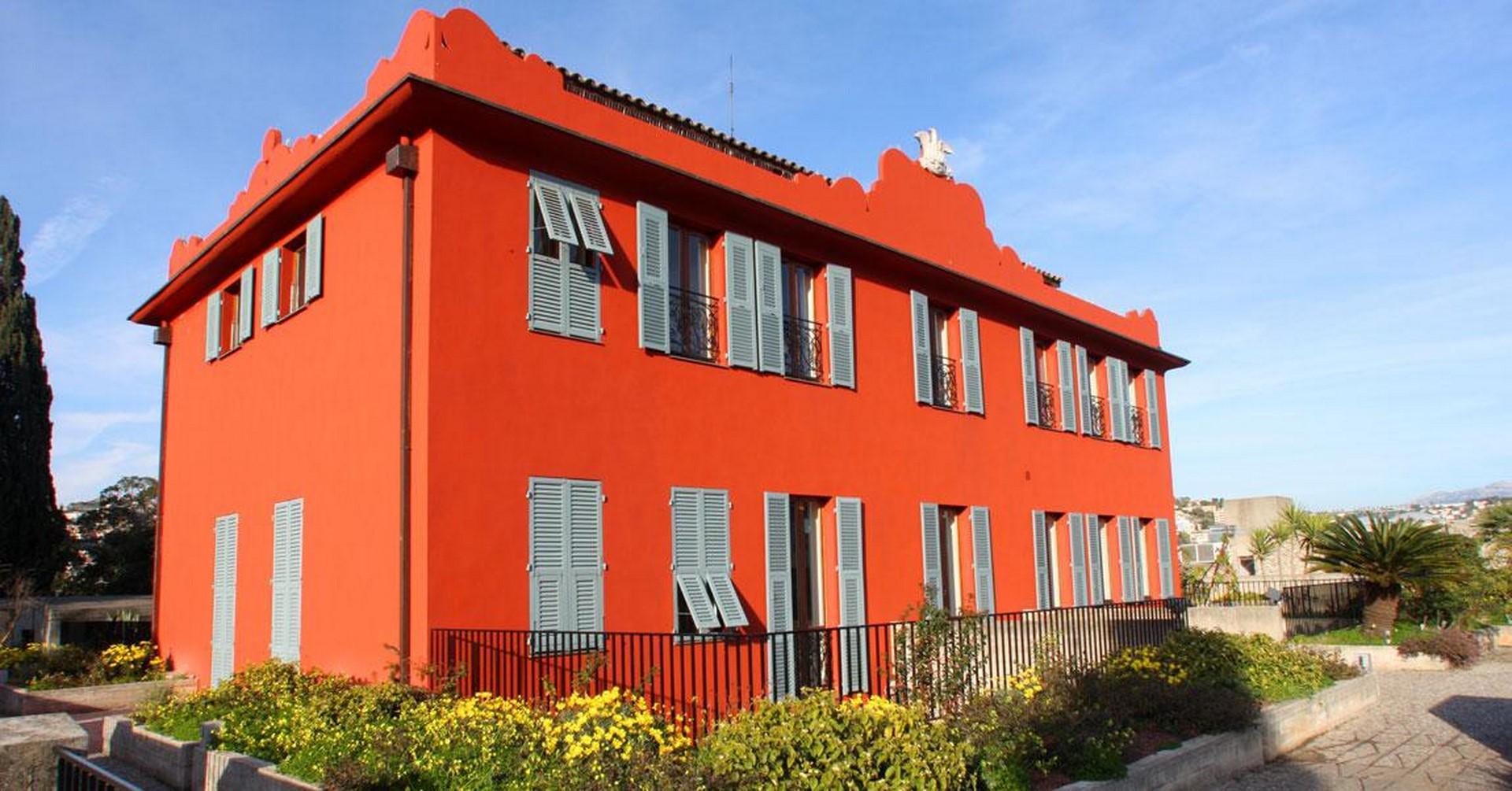 Les mus es archives page 9 sur 10 la lezardiere for Jardin villa arson nice