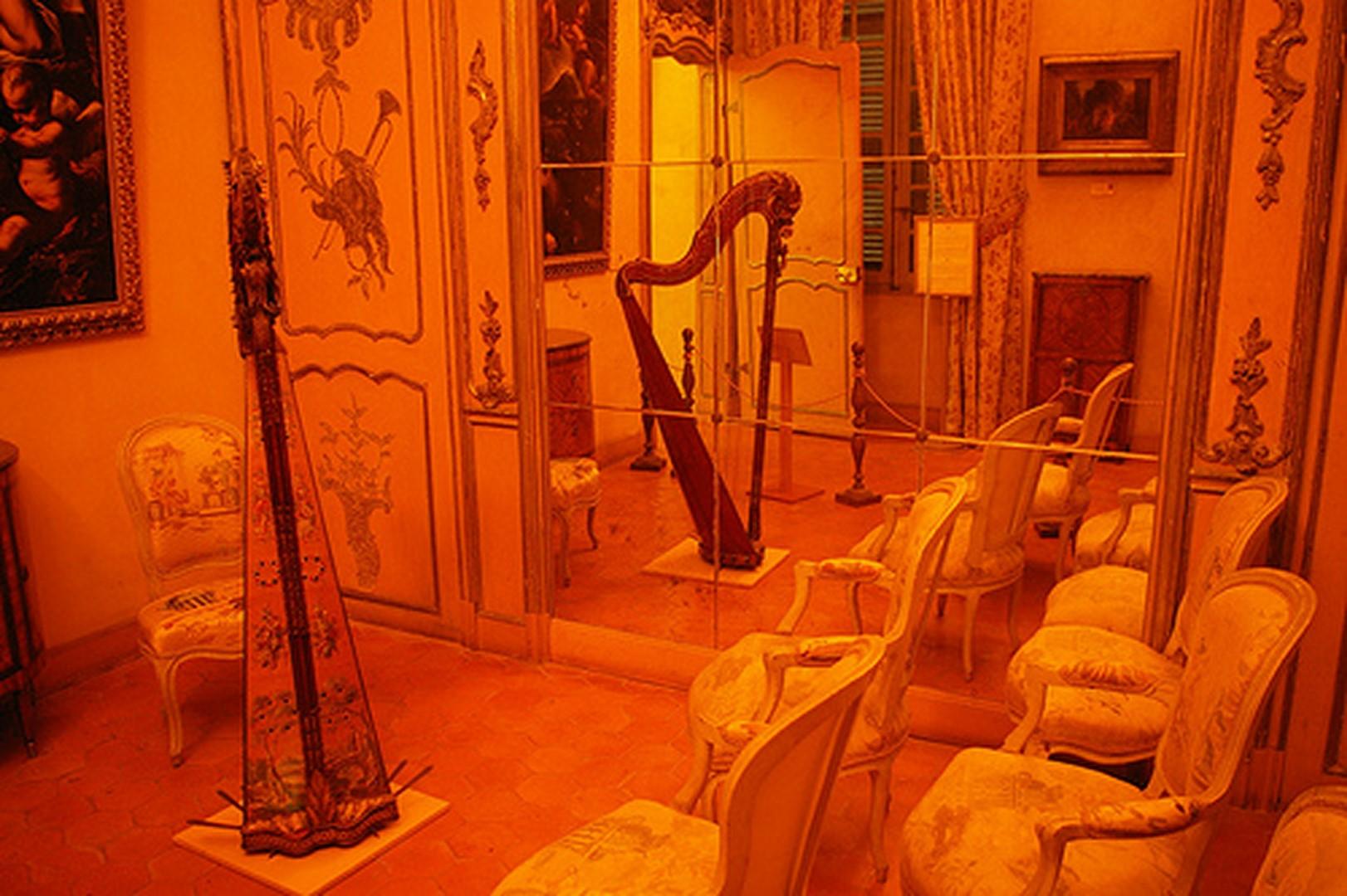 Le palais lascaris nice