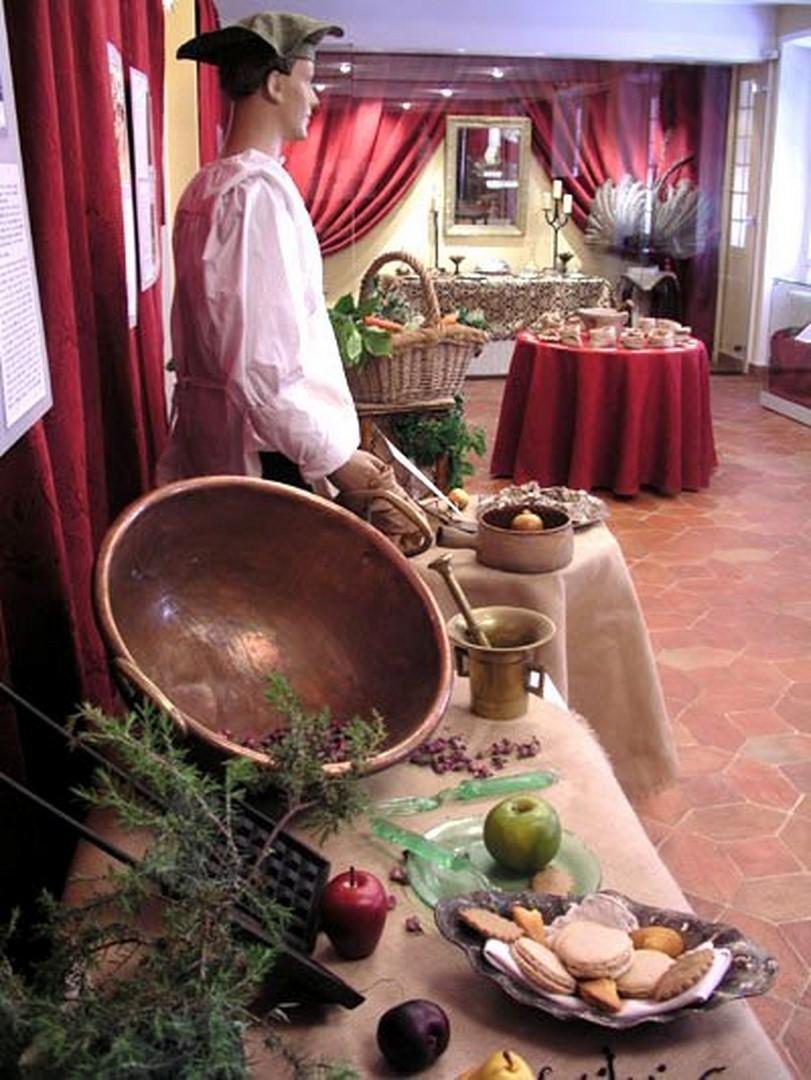 Musée de l'Art culinaire de Villeneuve Loubet