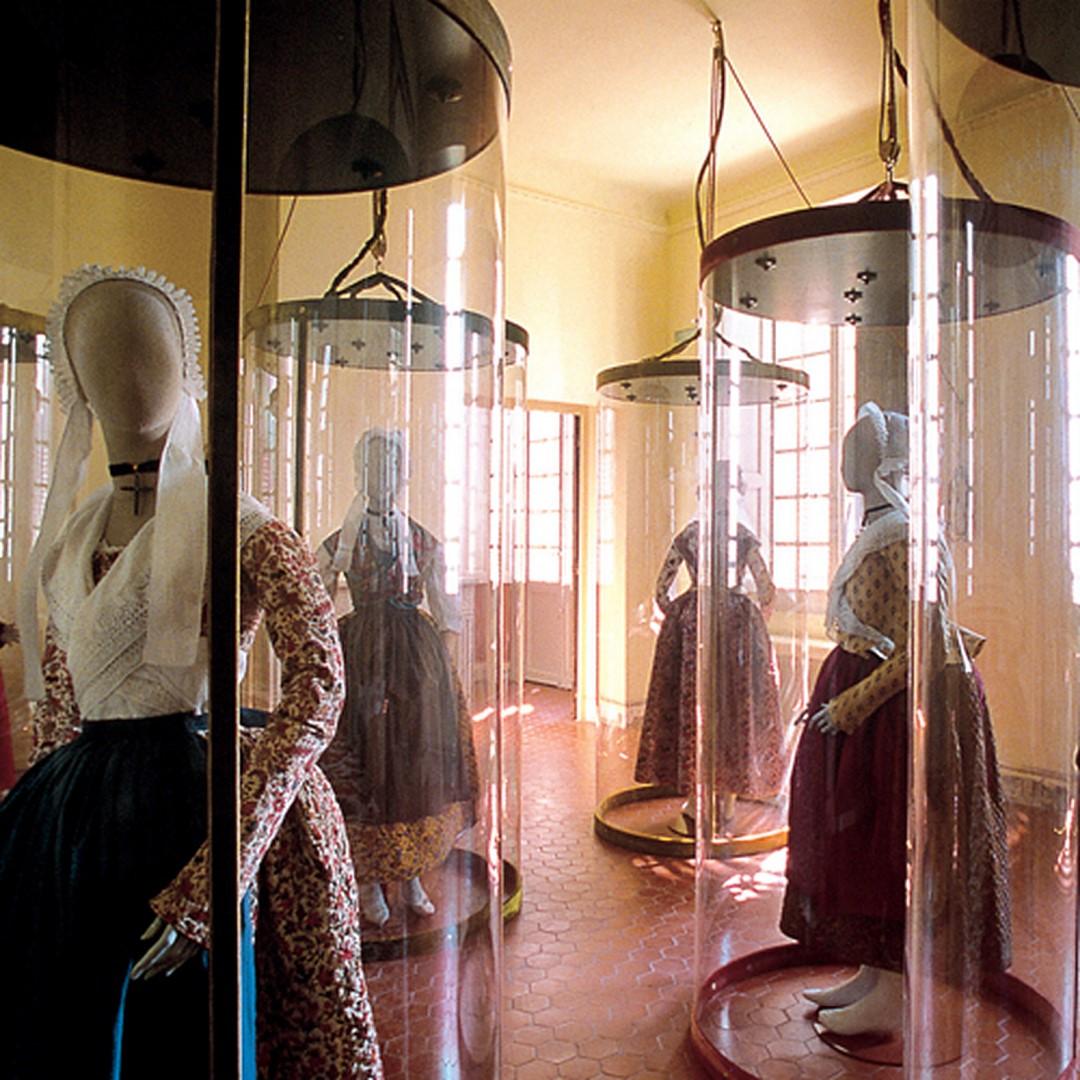 Musée provençal du Costume et du Bijou à Grasse