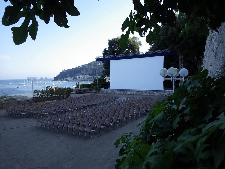 Cinéma en plein air - La Citadelle ( Villefranche-sur-Mer)