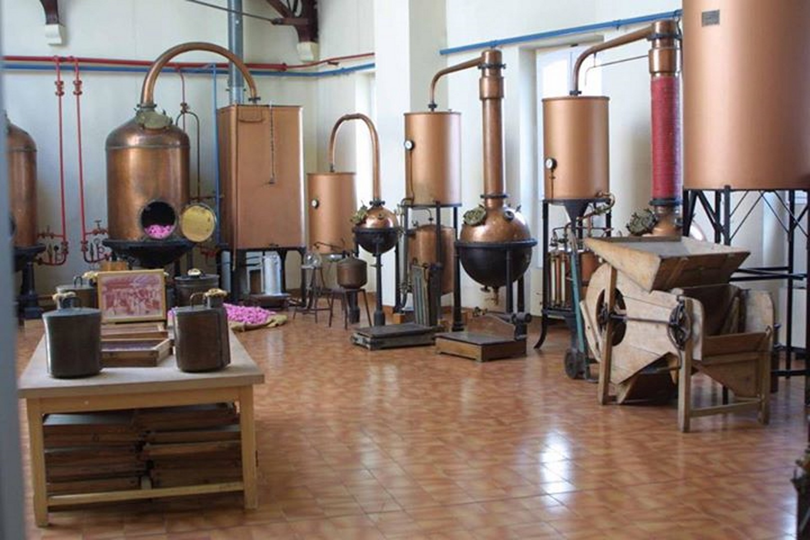 La parfumerie Molinard à Grasse