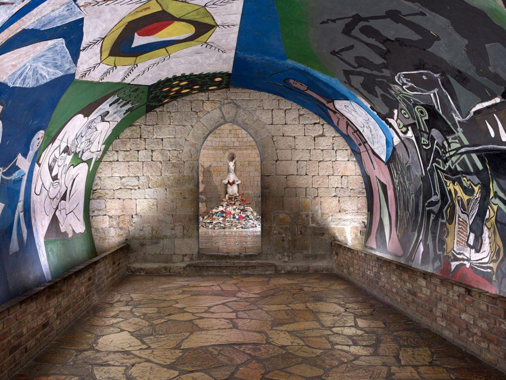 Musée Picasso à Antibes 2