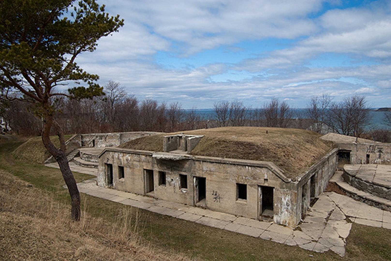 Le Fort de la Revère à Eze