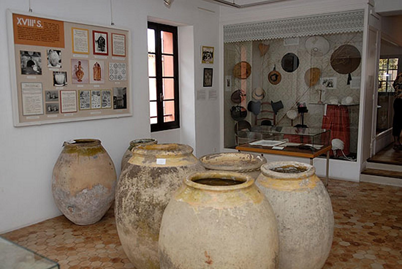 Musée histoire et céramique biotoises