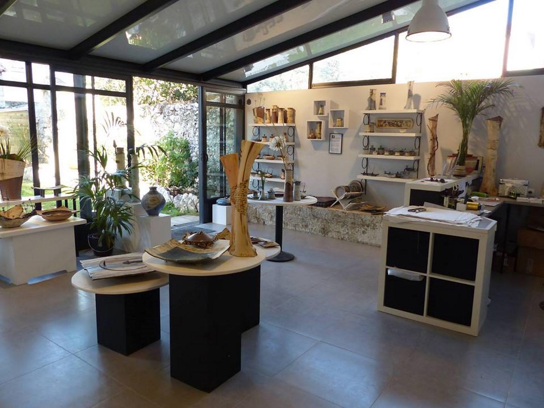 Atelier de Poterie Terre de Sienne à St Vallier de Thiey