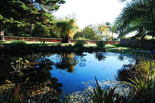 Jardin Val Rahmeh à Menton 4
