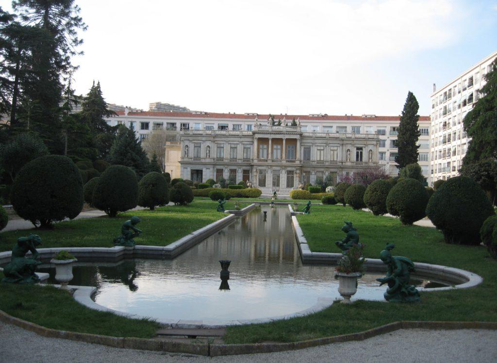 Le Palais de Marbre à Nice