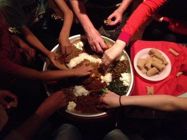 Le soleil d'asmara nice restaurant ethiopien