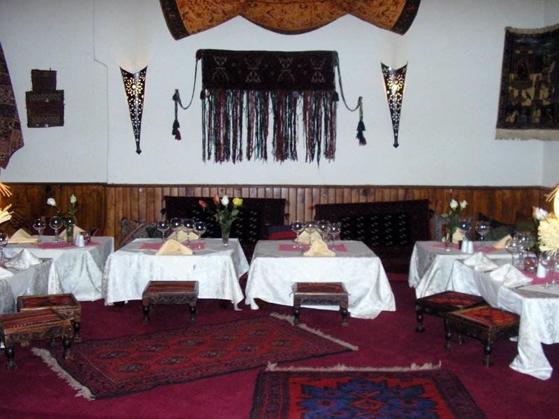 Pamir restaurant Afghan à Nice