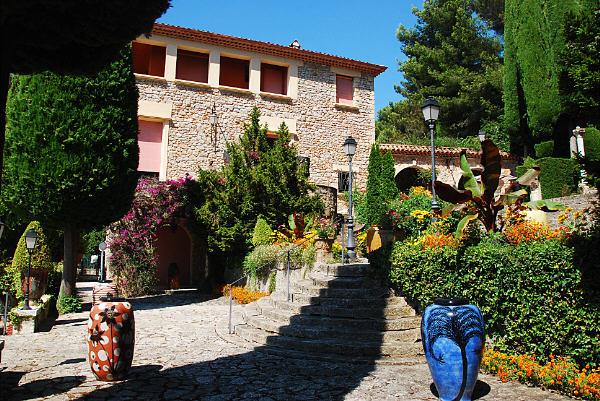 La Villa Domergue à Cannes